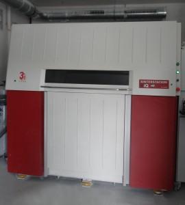 Pulversintermaschine, Lasersintern für Rapid Prototyping