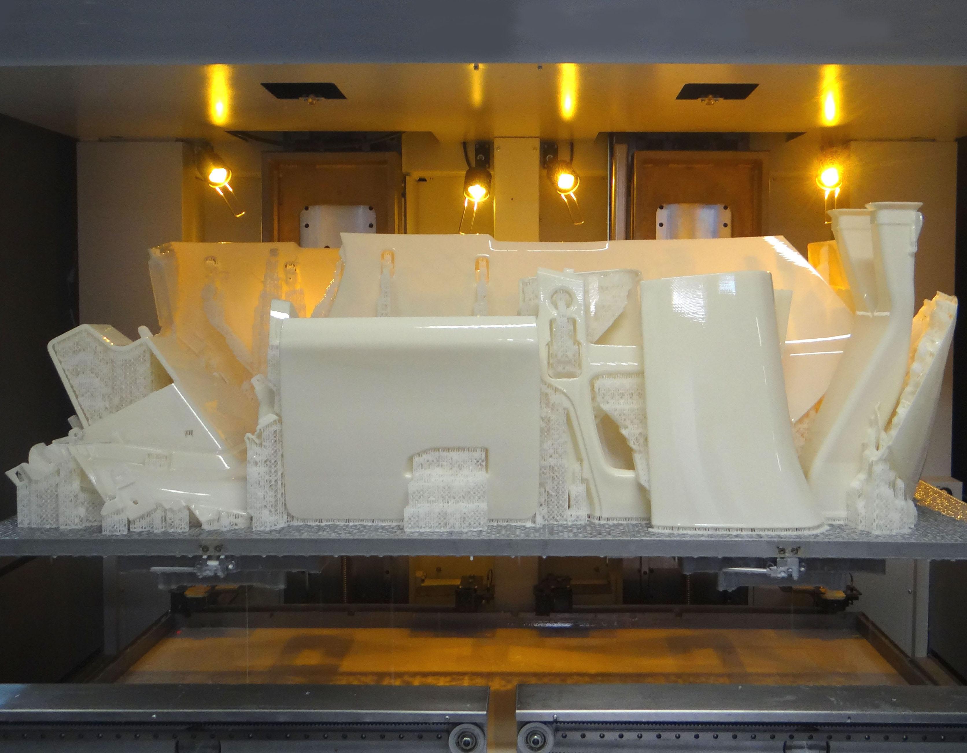 maquette 3d stéréolithographie axis limoges