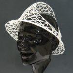 chapeau par frittage de poudre, laser par Axis Limoges