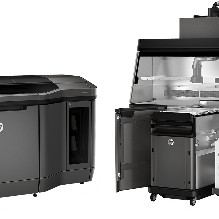 The Multi Jet Fusion 3D printer at Axis