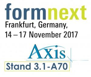 formnext2017 Axis