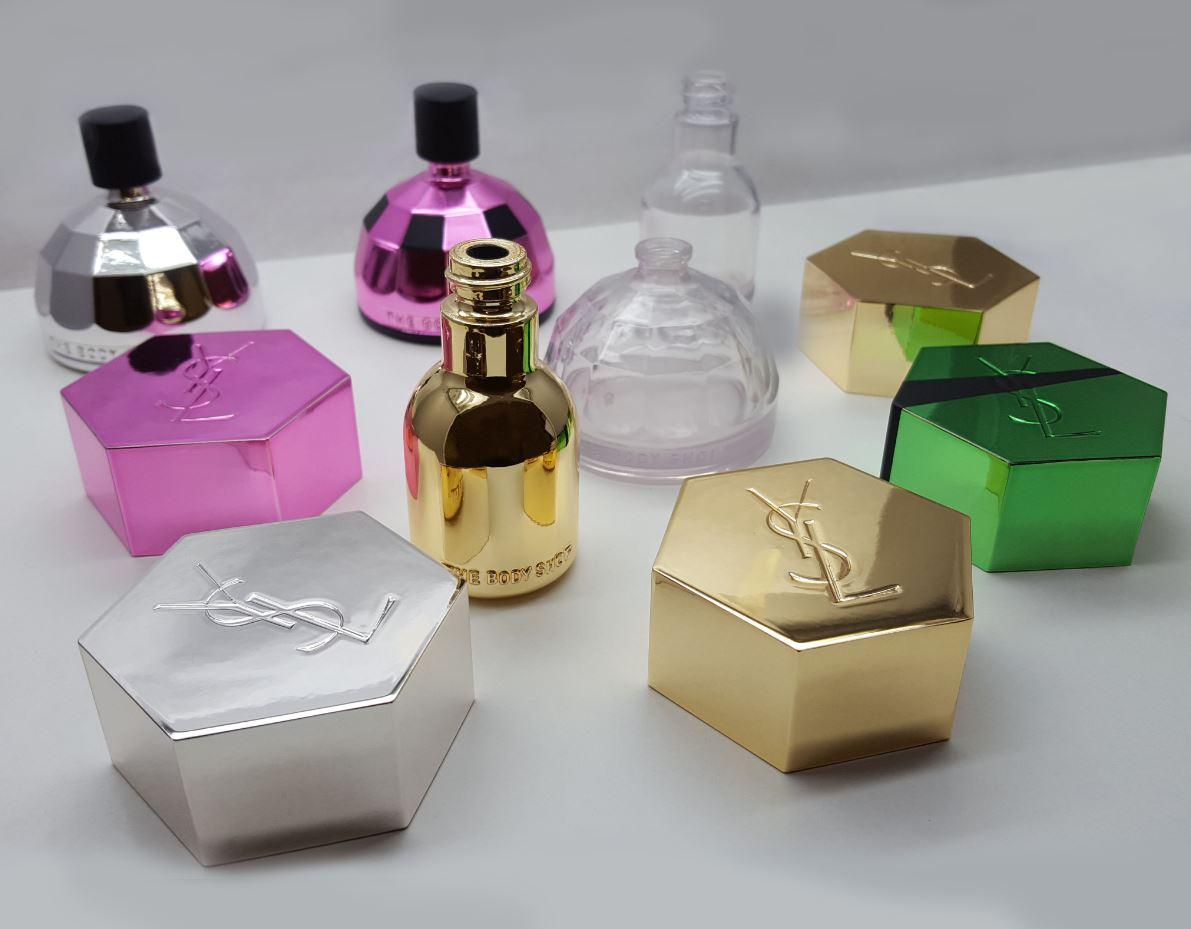 metallisation prototypage rapide parfum