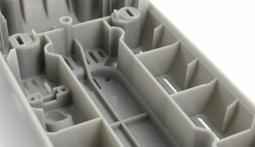 prototypage 3D de piece industrielle