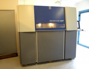 Frittage-laser-machine-axis