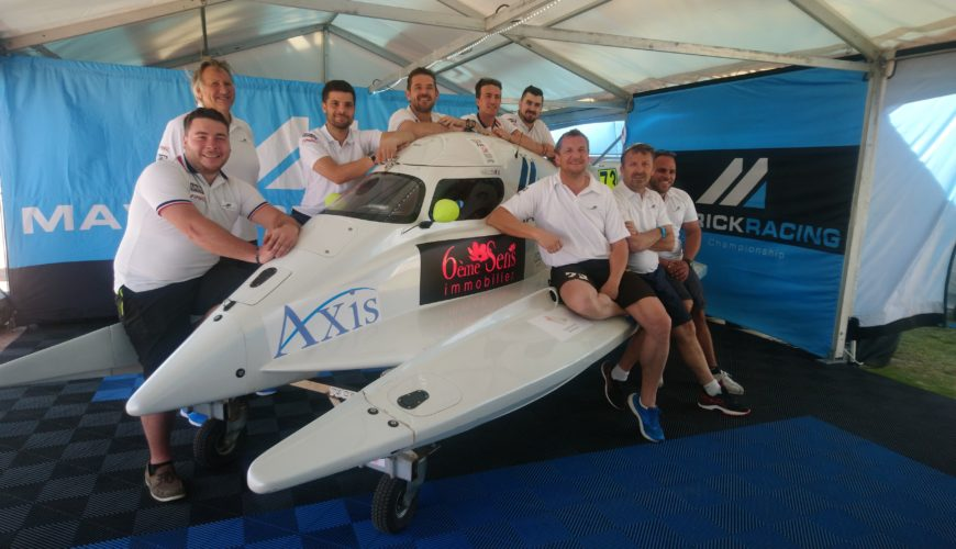 axis sponsorise le spécialiste des prototypes 3d