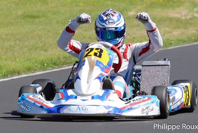 Axis-kart-sponsoring