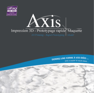 Axis rapid prototyping specialist
