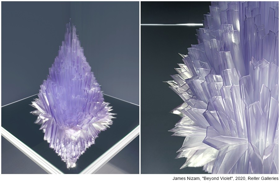 Axis produces a sculpture in stereolithography