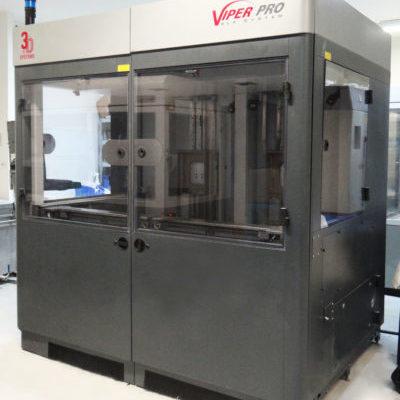 Machine stéréolithographie pour le prototypage Axis