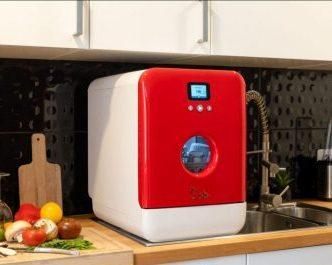 Axis prototypiste du lave vaisselle ultra compact Bob