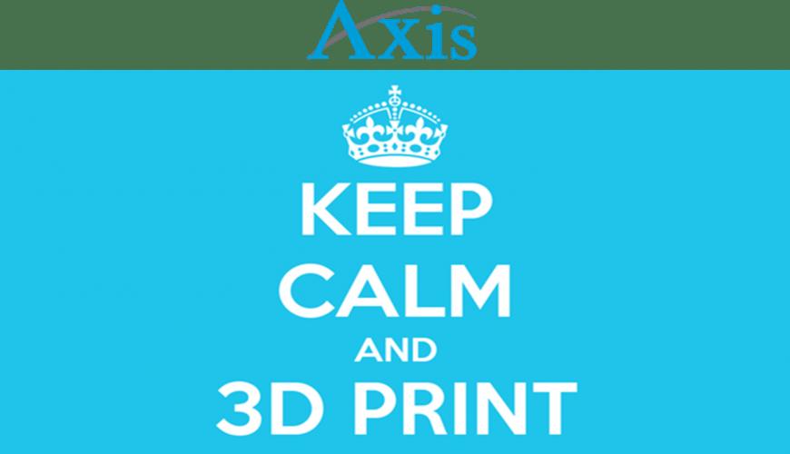 Axis Keep calm
