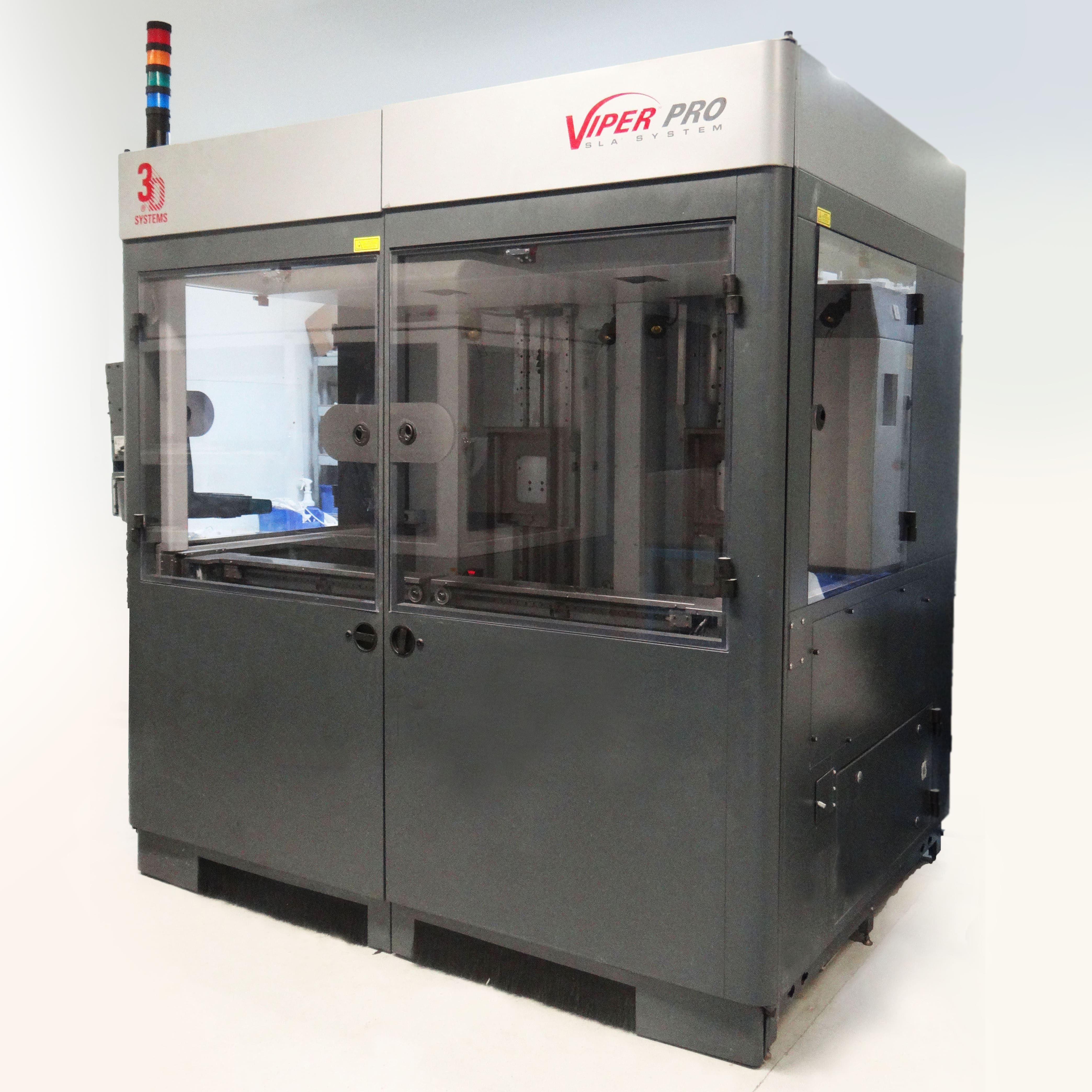 machine stéréolithographie pour le prototypage rapide